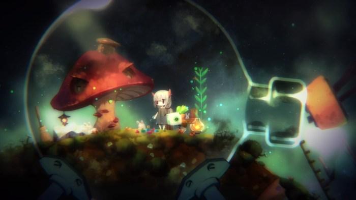 Void Terrarium screenshot