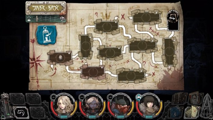 Vambrace Cold Soul tips map exploration