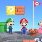 Mario Pipes Animal Crossing