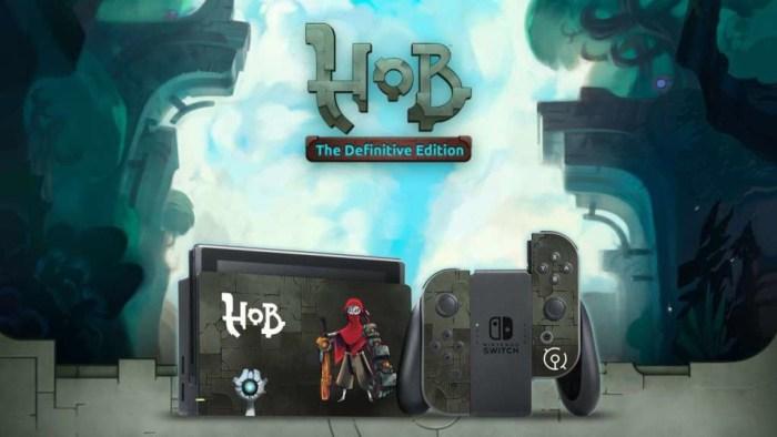 rare Hob Switch console