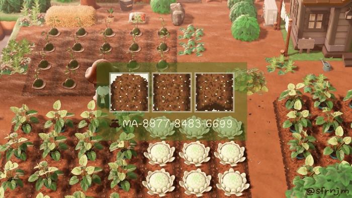 ACNH farm ideas