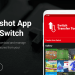 How to transfer screenshots from Switch to Phone