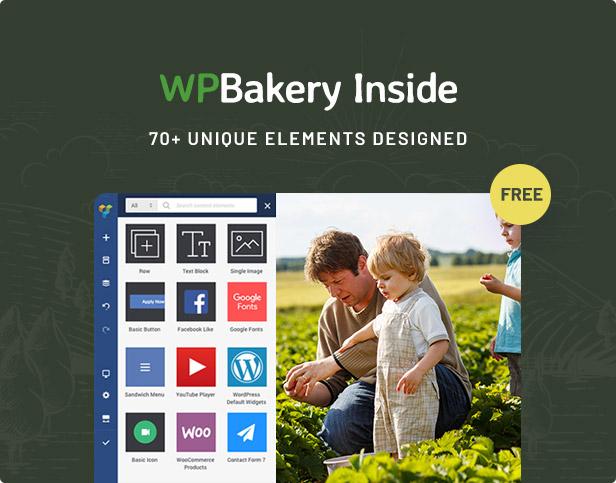 Agrikole | Responsive WordPress Theme for Agriculture & Farming - 6