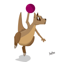 kangaroo-basketball