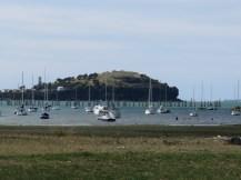 La baie d'Auckland