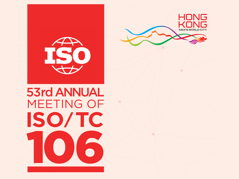 NIOM scientists participate at the ISO/TC 106 annual meeting in Hong Kong