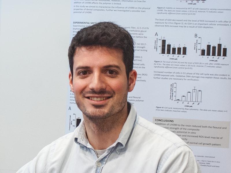 Vasileios Kapralos returns to NIOM as UiO doctoral research fellow