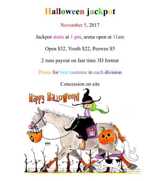 Halloween Jackpot - Southern Cross Arena
