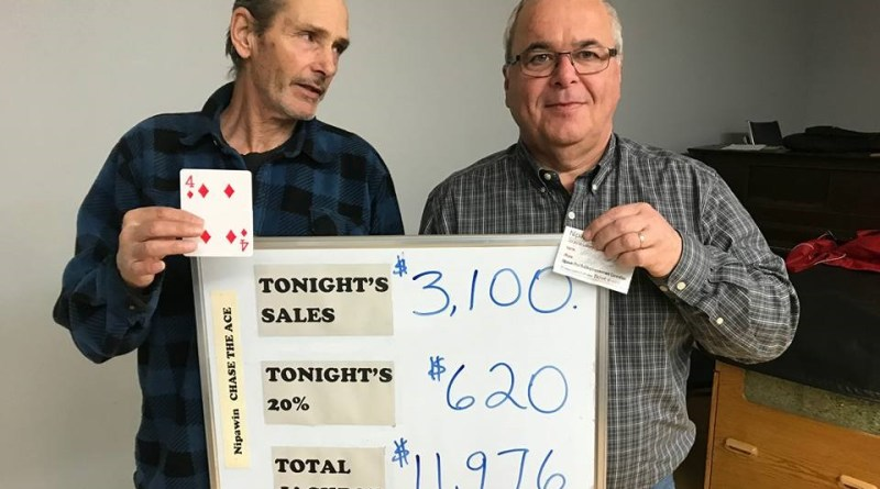 Nipawin Chase The Ace