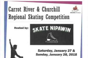 Carrot River & Churchill Regional Figure Skating Competition