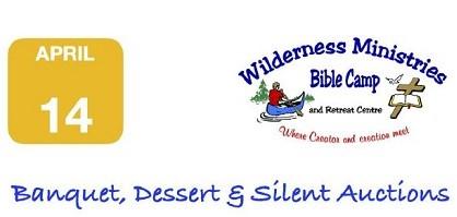 Banquet, Dessert & Silent Auctions