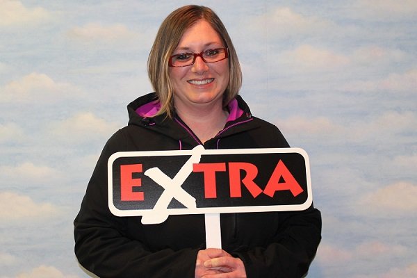 ARBORFIELD RESIDENT WINS $250,000 ON EXTRA