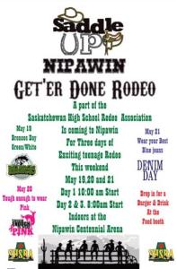 Nipawin Get'er Done Rodeo