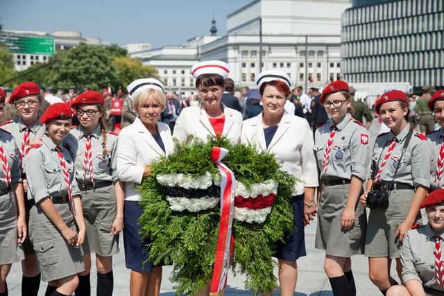 W dniu 1 sierpnia obchodziliśmy 73. rocznicę Powstania Warszawskiego, które jak co roku było wyjątkowym wydarzeniem.