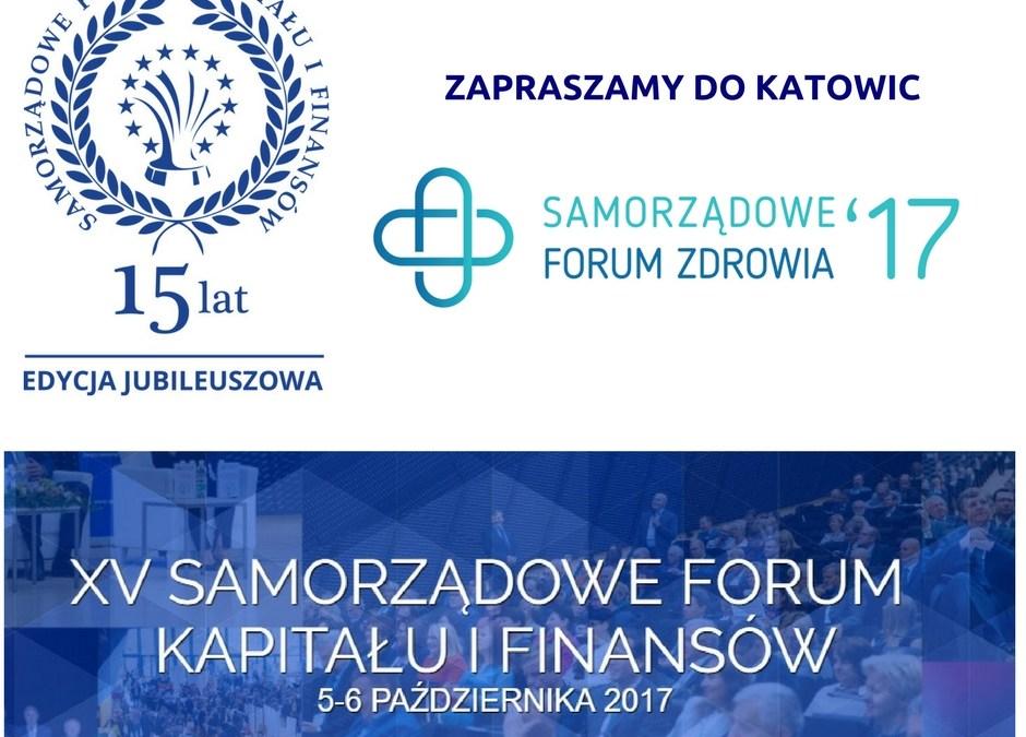 NIPiP objął patronatem Samorządowe Forum Zdrowia