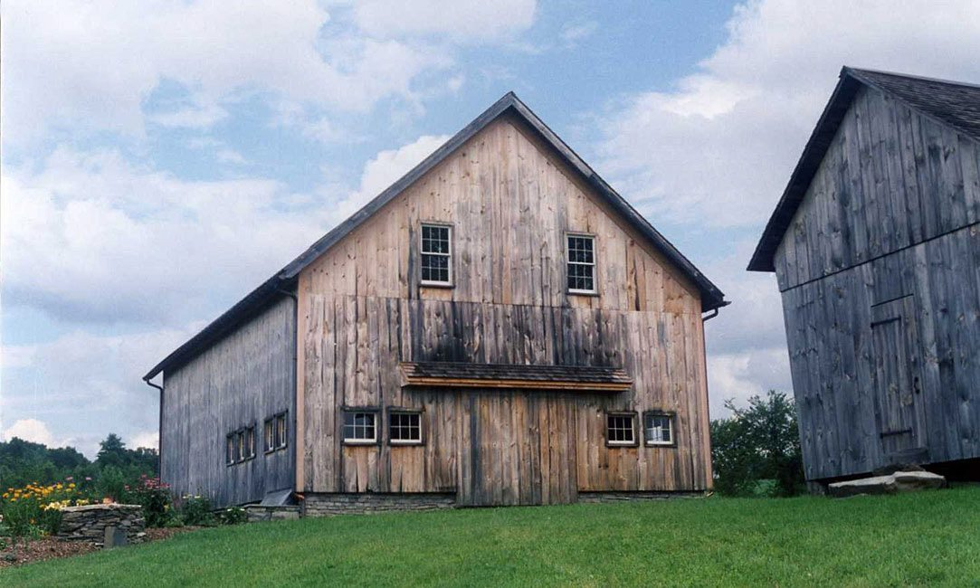 German Barn  Historic Barns of Nipmoose