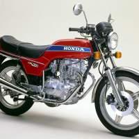 Honda CB 400 N - Verkaufsschlager in der 400er Klasse