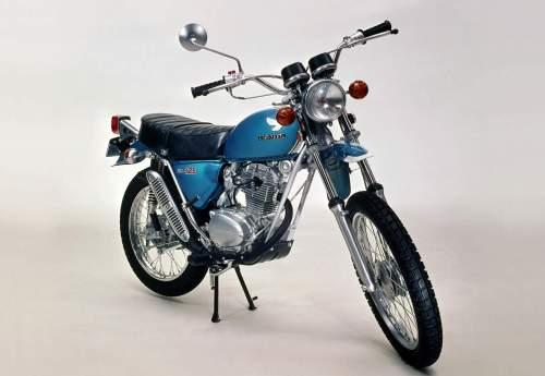 small resolution of honda sl 125 s aus dem jahr 1979 quelle honda motor co