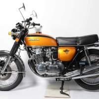 Honda CB 750 Four - das Jahrhundert-Motorrad