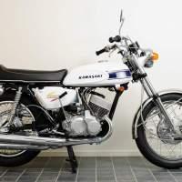 Kawasaki 500 H1 Mach III - Der Witwenmacher