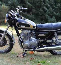 das us modell yamaha tx 650 von 1974 quelle nippon classic de  [ 1200 x 750 Pixel ]