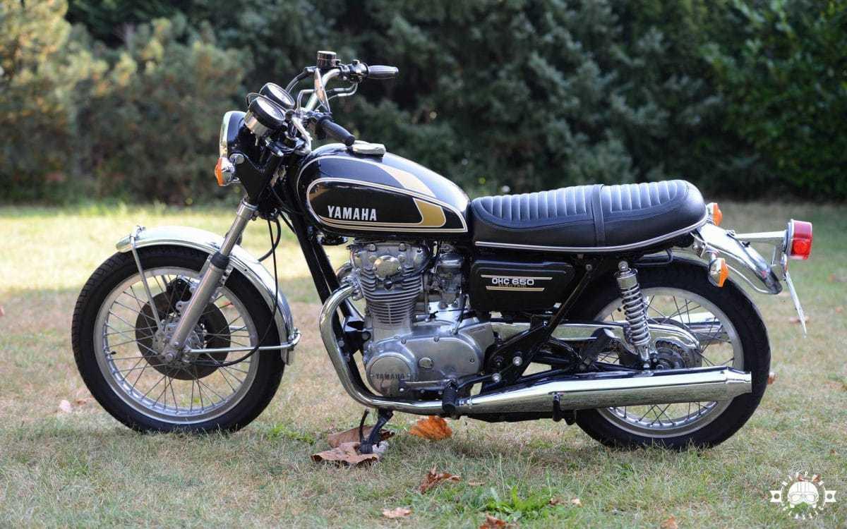 hight resolution of das us modell yamaha tx 650 von 1974 quelle nippon classic de