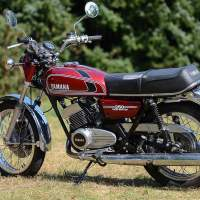 Yamaha RD 250 - Bestseller im Zweitaktsegment