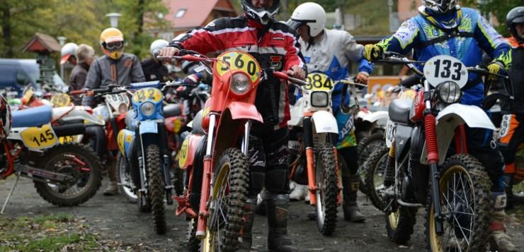 10. Classic Motorrad-Geländefahrt