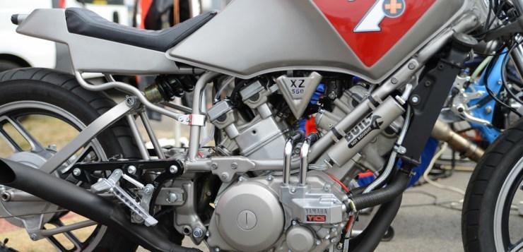 Yamaha XZ 550 Pottracer