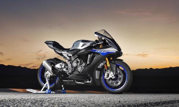 Die Yamaha YZF-R1M kann jetzt online reserviert werden