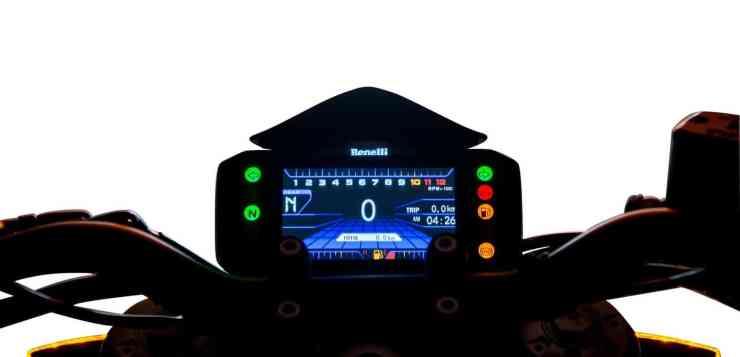 Digitales Cockpit wie heute üblich