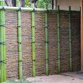 桂垣(かつらがき)の作り方