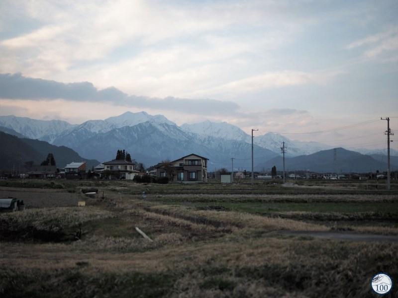 Monts Hida