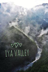 Iya vallée - Shikoku
