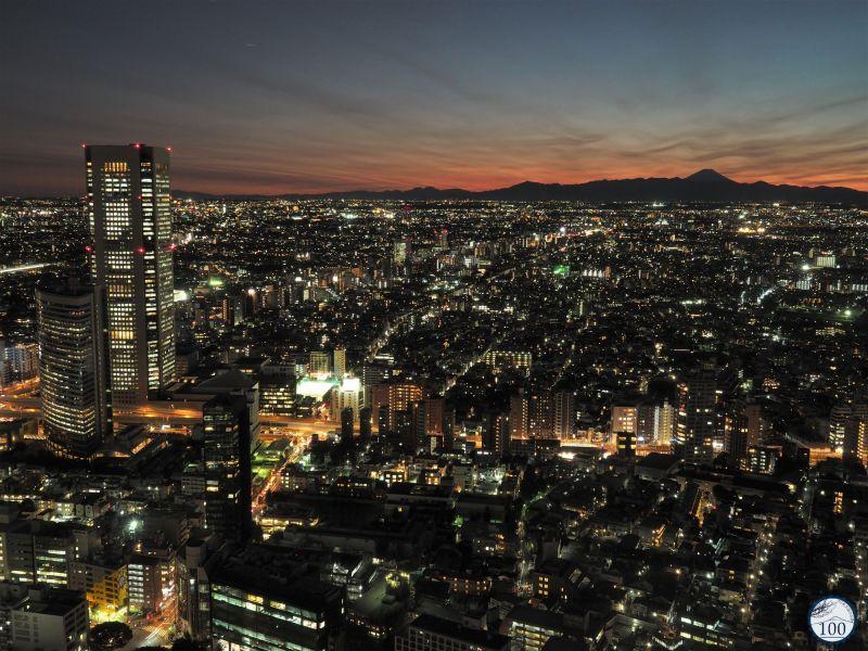 Mont Fuji - Shinjuku