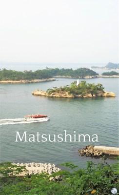Vue générale de Matsushima.