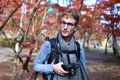 Julien Giry, Sogi-no-taki, novembre 2017 (Crédit Aurélie Roperch) (2)