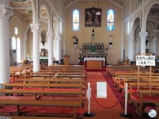 L'église d'Oe - Kumamoto