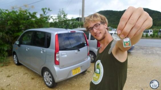 Conduire au Japon - Iriomote