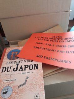 Livre Les cent vues du Japon