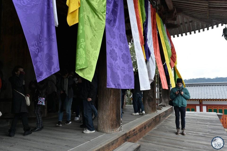 Setsubun à Yoshino