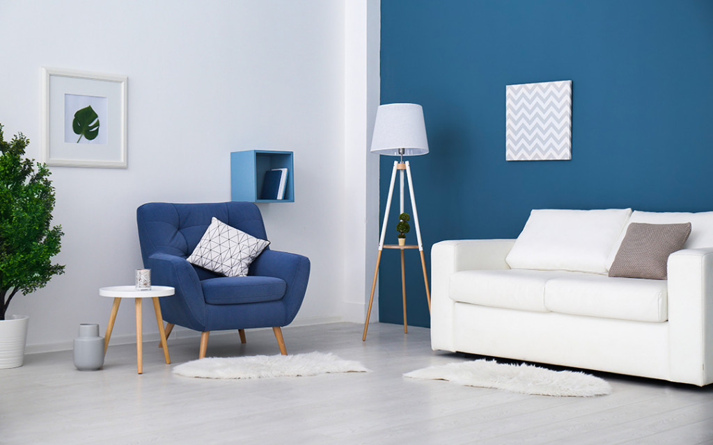 10 Wall Paint Colour Ideas To Make Your Living Room More Pleasant