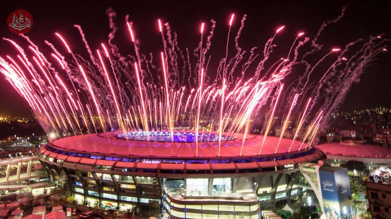 بالصور: مراسم افتتاح ألعاب طوكيو الأولمبية