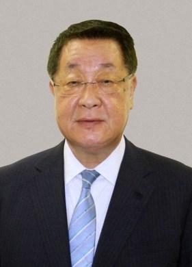 وزير الزراعة الأسبق   عبر كيودو