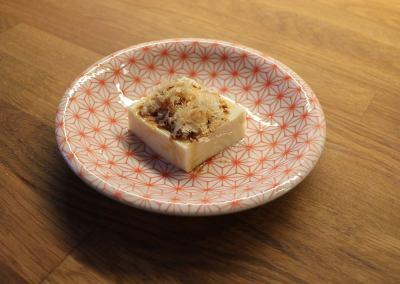 Selbstgemachtes Tofu