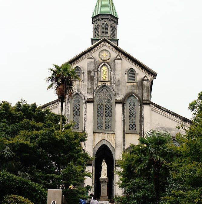 Nagasaki: Oura Tenshudou