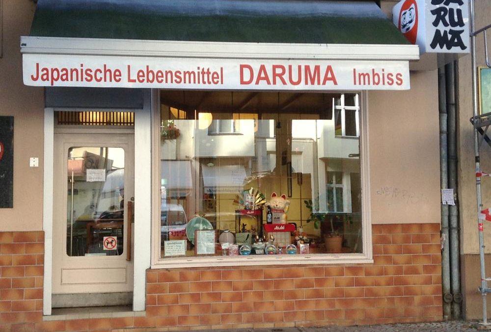 Japanische SHOPS & SUPERMÄRKTE in Berlin