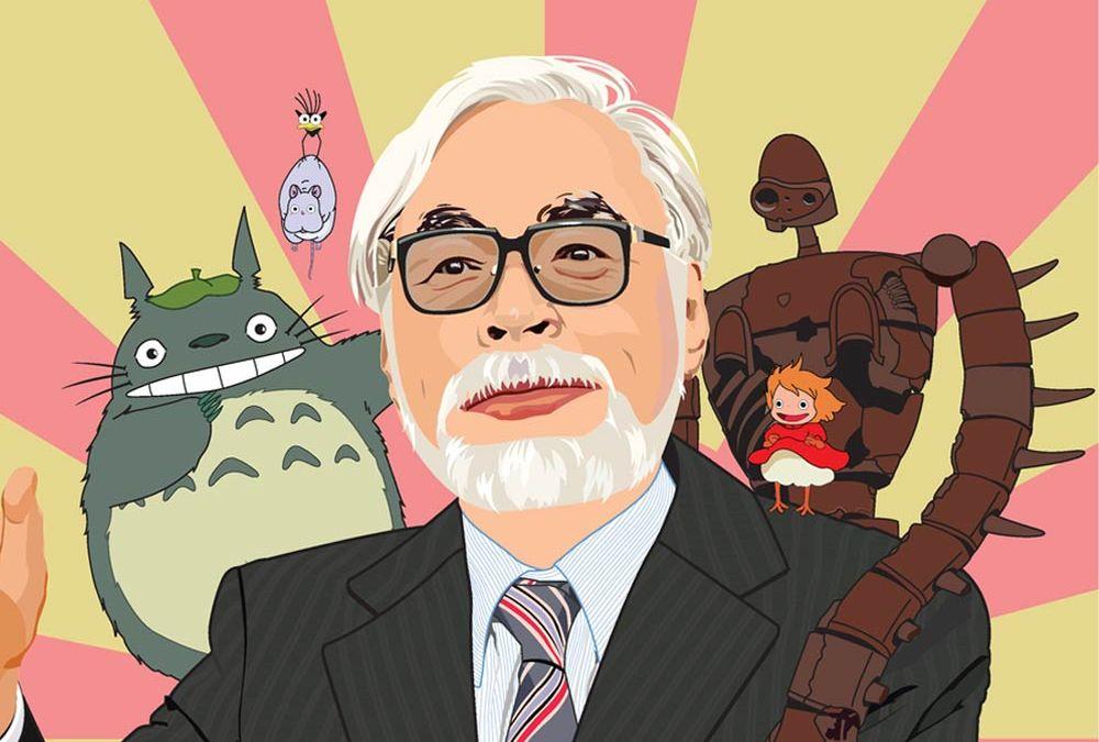 Hayao Miyazaki erhält Ehren-Oskar