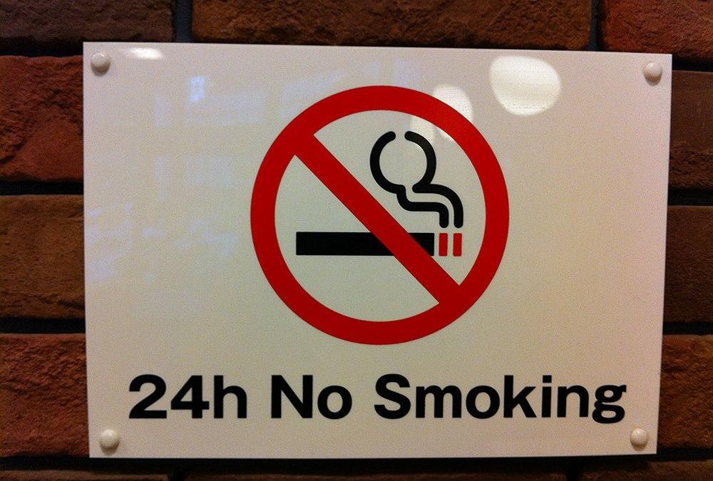 24 Hours No Smoking
