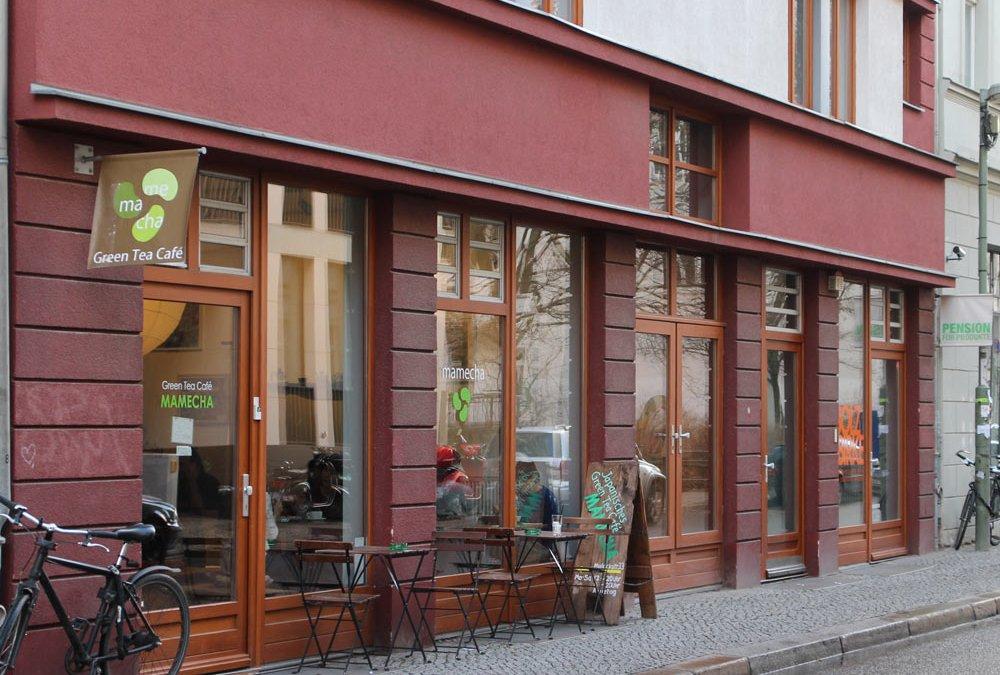 Green Tea Café MAMECHA  – Mitte